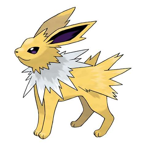 Jolteon Pokemon Go