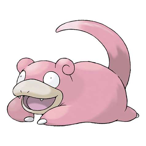 Slowpoke Pokemon Go